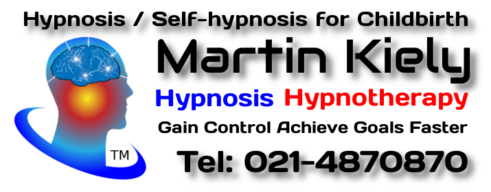 Self-hypnosis during Childbirth Cork Ireland with Martin Kiely Hypnosis Centre Tel: 021-4870870