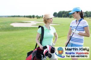 Sports Hypnosis for Female Golfers
