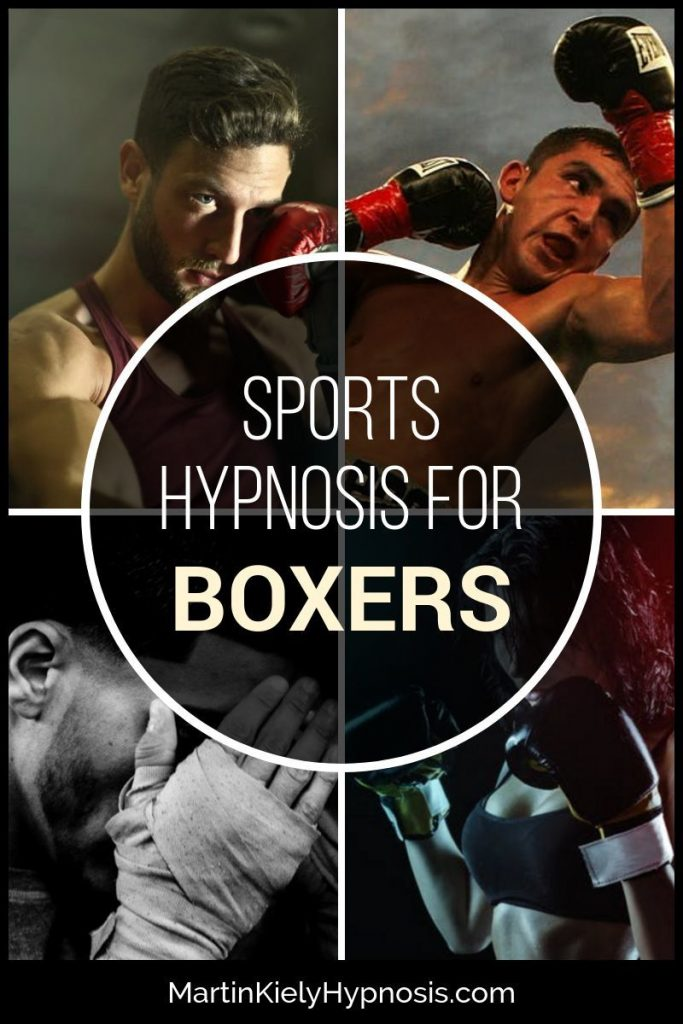 Sports Hypnosis for Boxers Cork Ireland