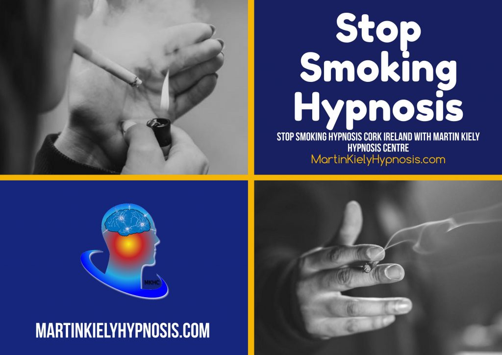 Stop Smoking Hypnosis Hypnotherapy Cork Ireland
