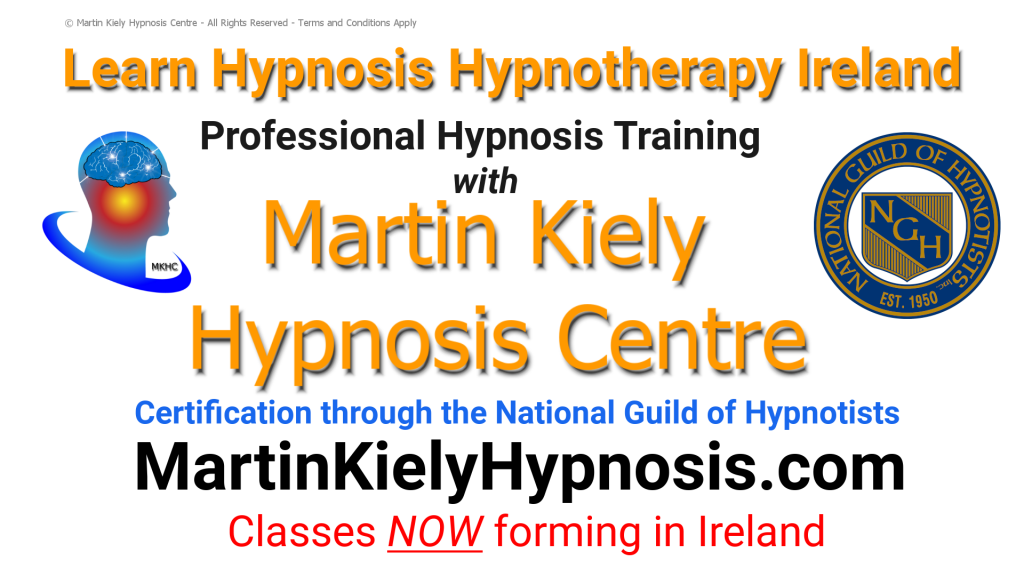 Learn Hypnosis Hypnotherapy Ireland